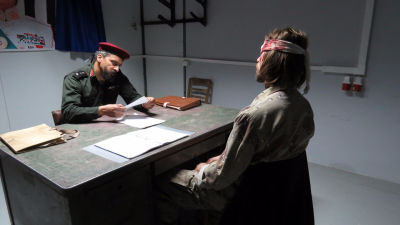 Vankilassa Ulkomailla